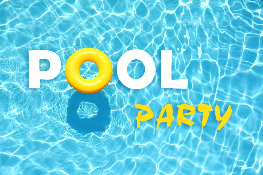 Pool Party – Boom, Antigua (A)